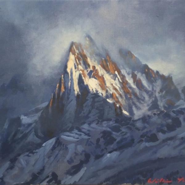 William Thomas - Aguille du Midi