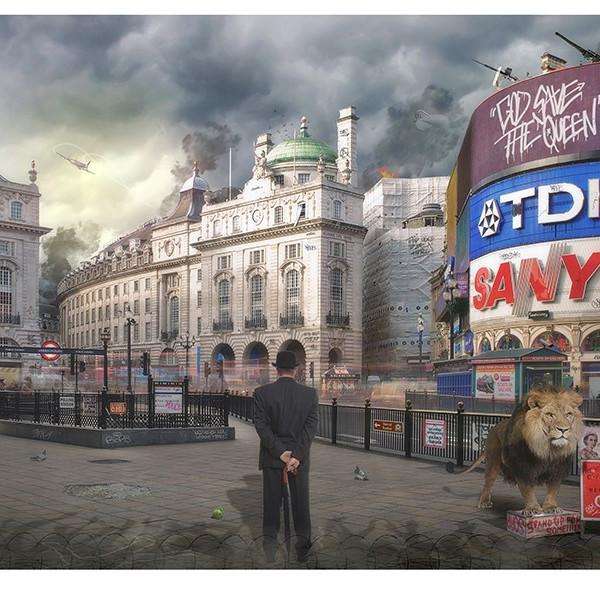 JJ Adams - Piccadilly