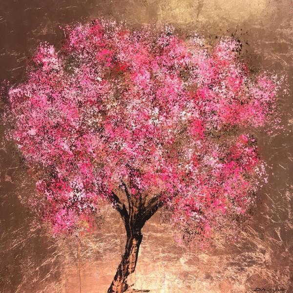 Daniel Hooper - Blossom (Copper leaf)