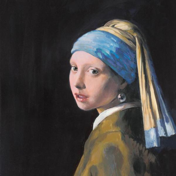 John Myatt - Girl With a Pearl Earring