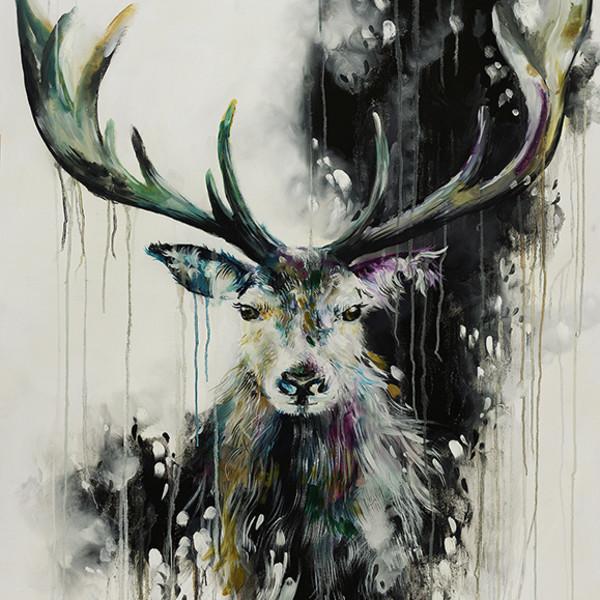 Katy Jade Dobson - Regal (canvas)