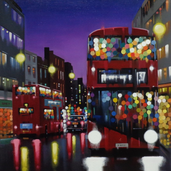 Neil Dawson - Bus Home