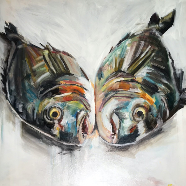 Michelle Parsons - Twin Fish