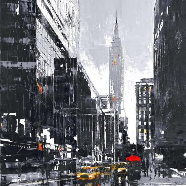 Paul Kenton - NY Taxi