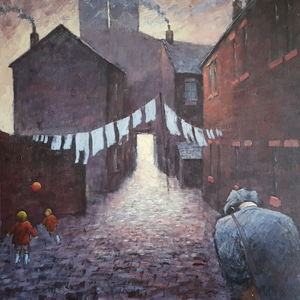Alexander Millar - In Your Shadow - original
