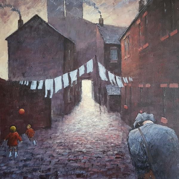 Alexander Millar - In Your Shadow - original