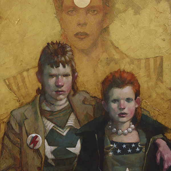 Craig Davison - Let the Children Boogie (Bowie / Punk Couple)