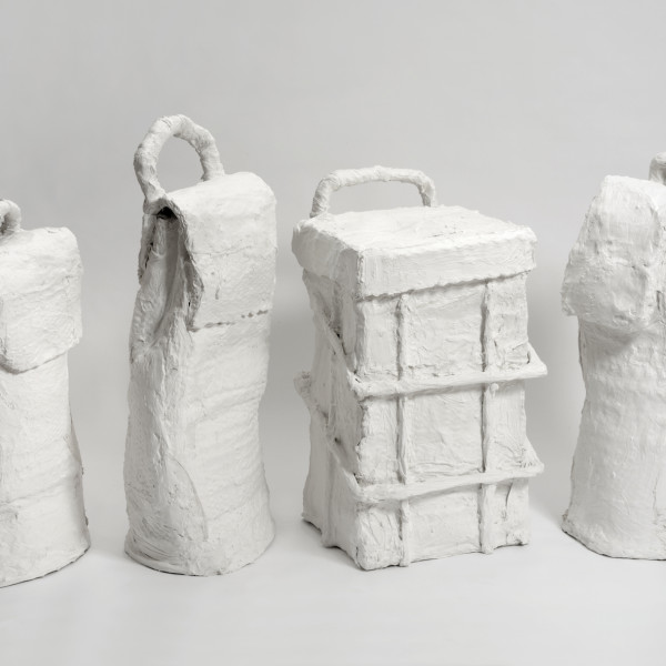 Joe Sweeney - Untitled (Wheelie Bags)