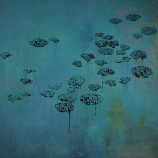 Herman Lohe - Waterlilies, 2018