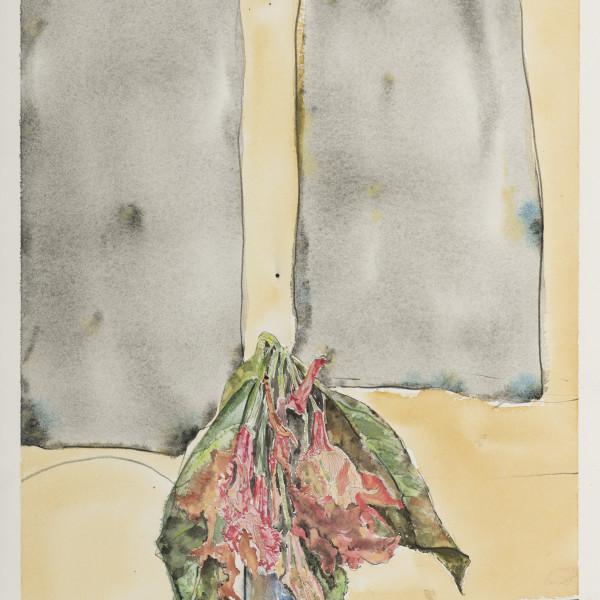 Kris Hargis - Rhododendron and Cereum, 2020