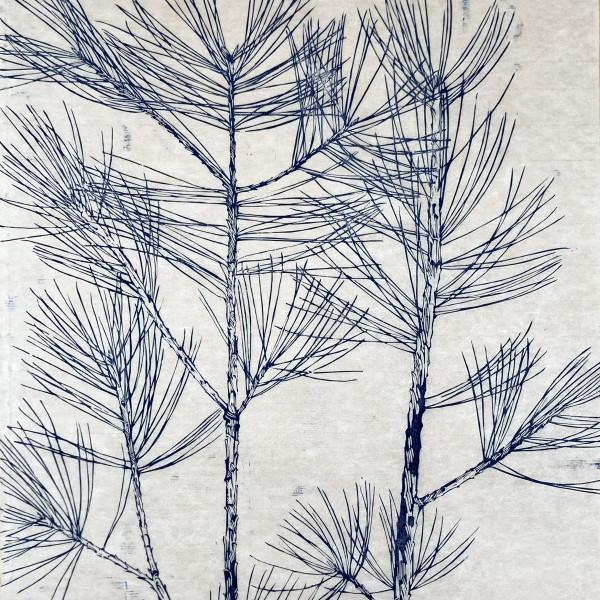 Sarah Horowitz - Blue Pines, 2020