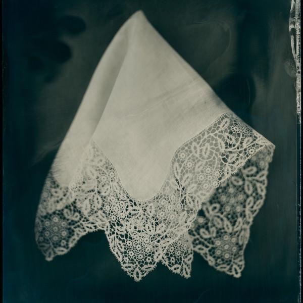 Susan Seubert - Handkerchief 2, 2019