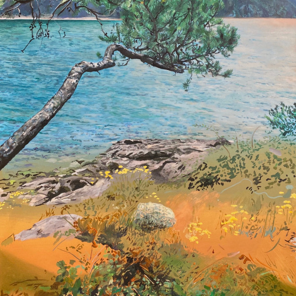 Holly Osborne - Orcas Island Tree, 2021