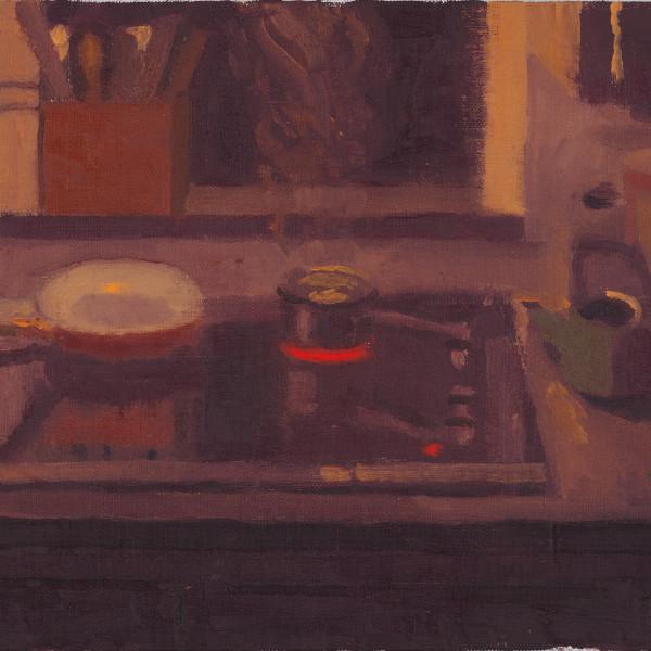 Benny Fountain - Midnight Tea (Heating Water), 2020