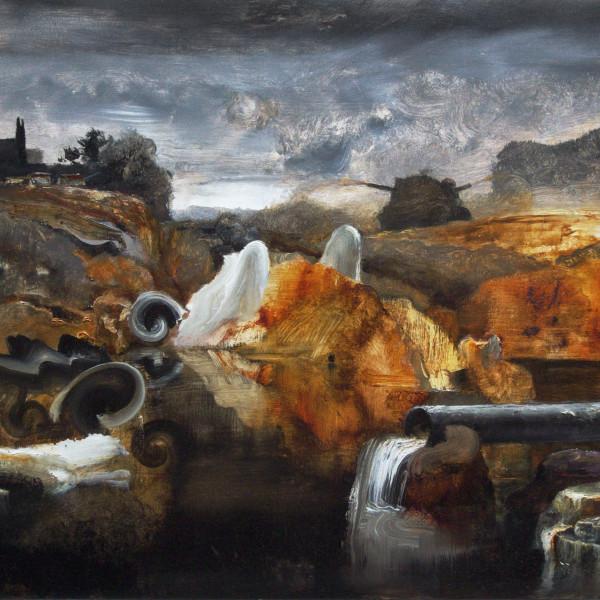 Kevin Kadar - Toxic Dump, 2018