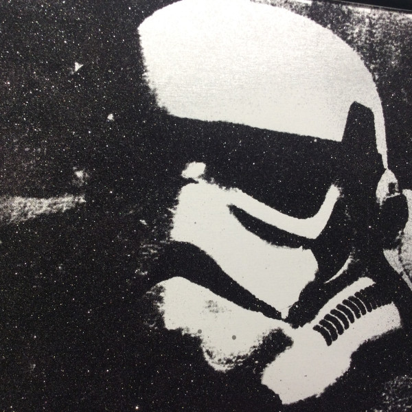 RYCA (Ryan Callanan), Diamond Dust Stormtrooper *SOLD*, 2014