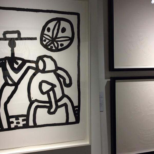 Keith Haring, Kutztown *SOLD*, 1989