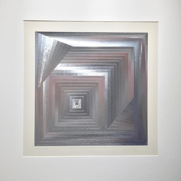 Victor Vasarely, REY TEY, 1975
