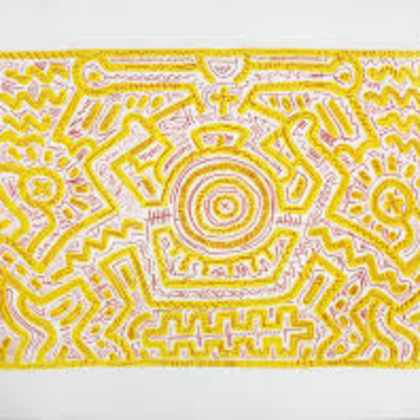 Keith Haring, Untitled , 1985
