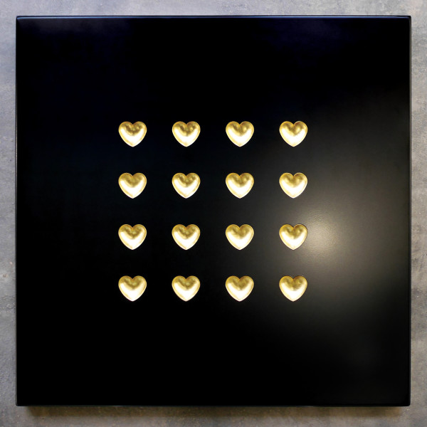 RYCA (Ryan Callanan), 16 Gold Hearts (UNIQUE), 2020