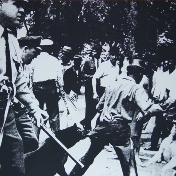 Andy Warhol, Birmingham Race Riot *SOLD*, 1964