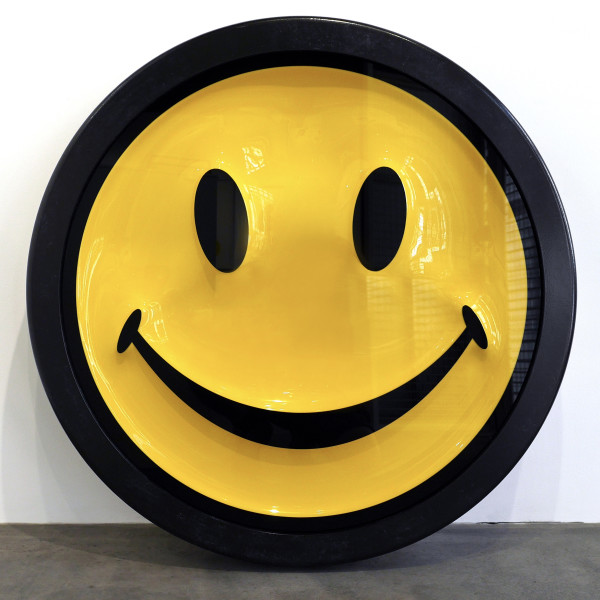 RYCA (Ryan Callanan), Metric Power Pill (Yellow Smiley Face), 2020