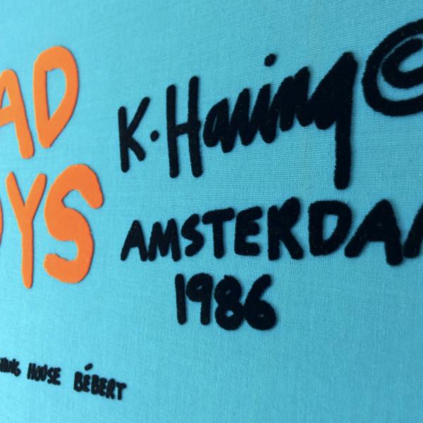 Keith Haring, Bad Boys (complete portfolio), 1986