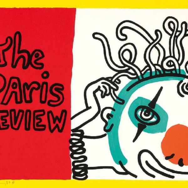 Keith Haring, Paris Review , 1989