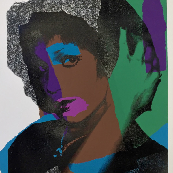 Andy Warhol, Ladies and Gentlemen *SOLD*, 1975