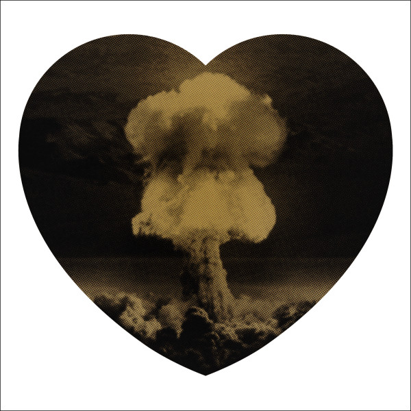 Iain Cadby, Love Bomb (Black and Gold) DELUXE EDITION, 2019