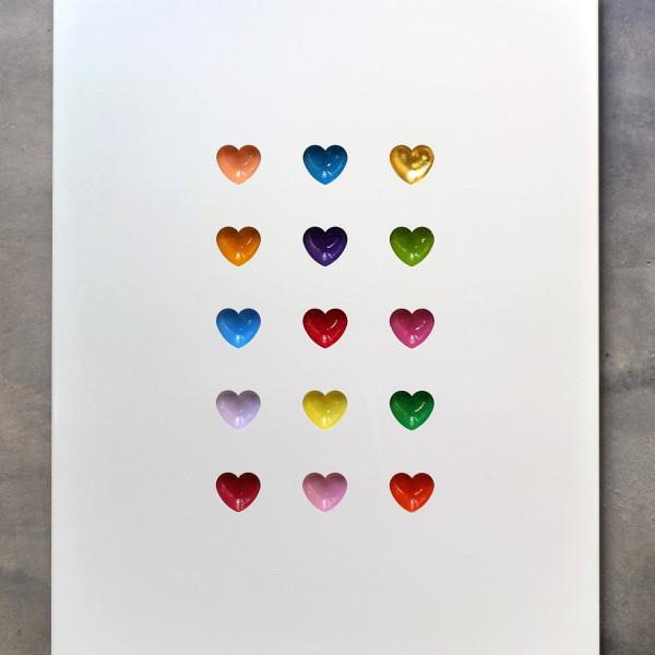 RYCA (Ryan Callanan), Love is the Drug (UNIQUE) *SOLD*, 2020