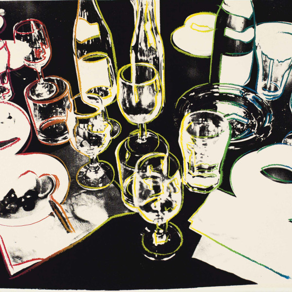 Andy Warhol, After the Party (F&S II.183), 1979