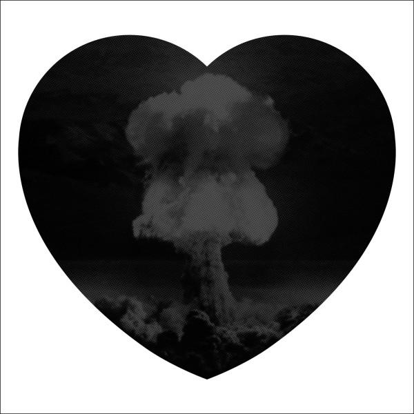 Iain Cadby, Love Bomb (Black) DELUXE EDITION, 2019