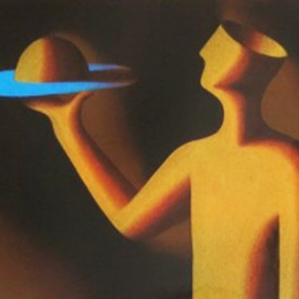 Mark Kostabi, At Your Service, 1991
