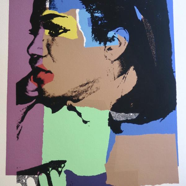 Andy Warhol, Ladies & Gentlemen