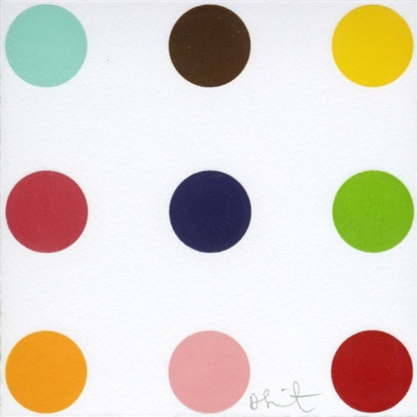 Damien Hirst, Ethisterone *SOLD*, 2011