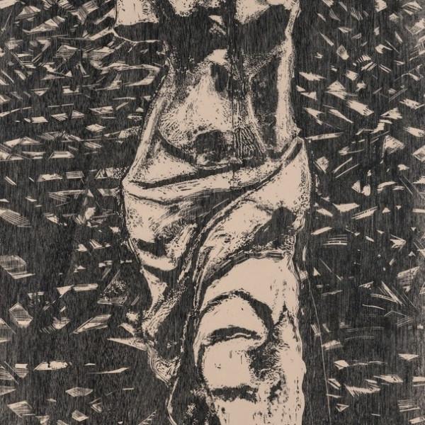 Jim Dine, Black Venus In The Wood *SOLD*, 1983