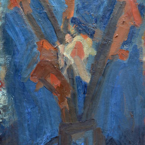 Vase of Flowers, 1954