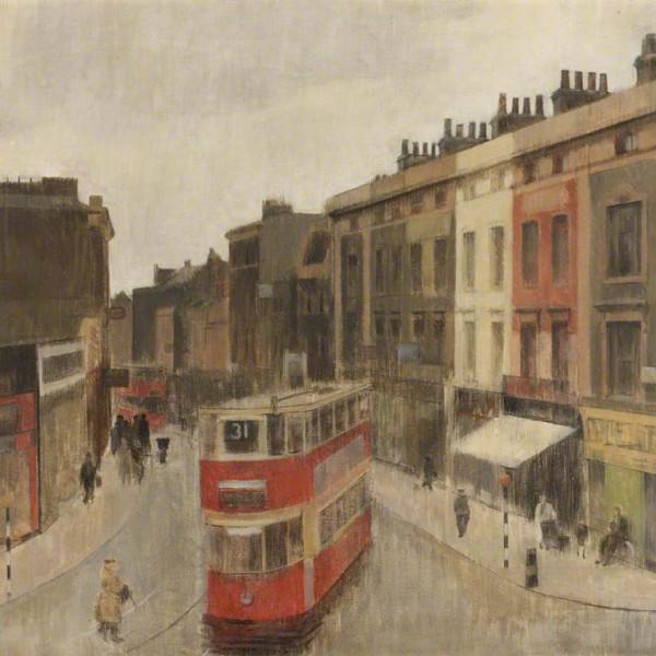 Mare Street, Hackney, 1937