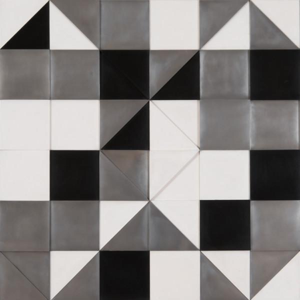 Mosaic Relief no. 1, 1960