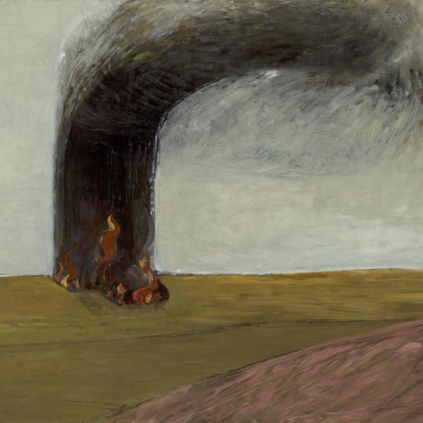 Column of Smoke - Kenidjack, 1982