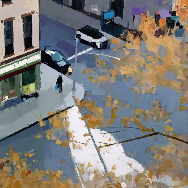 Lisa Breslow - Autumn Shadows, 2019