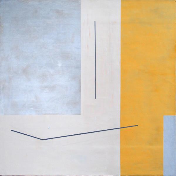 Gudrun Mertes-Frady - All for Yellow, 2016