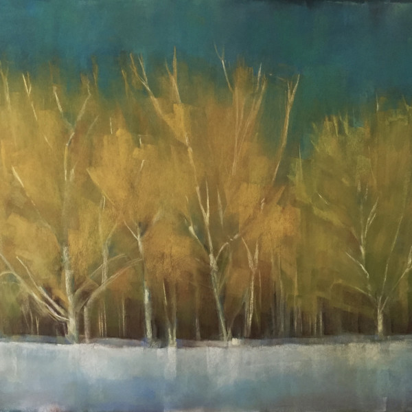 Kathleen Dunn - Cold October Day, 2017