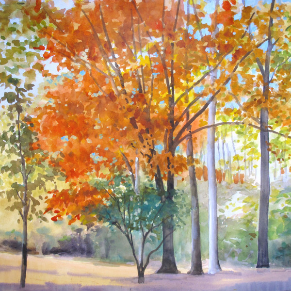 Elissa Gore - Red Maple