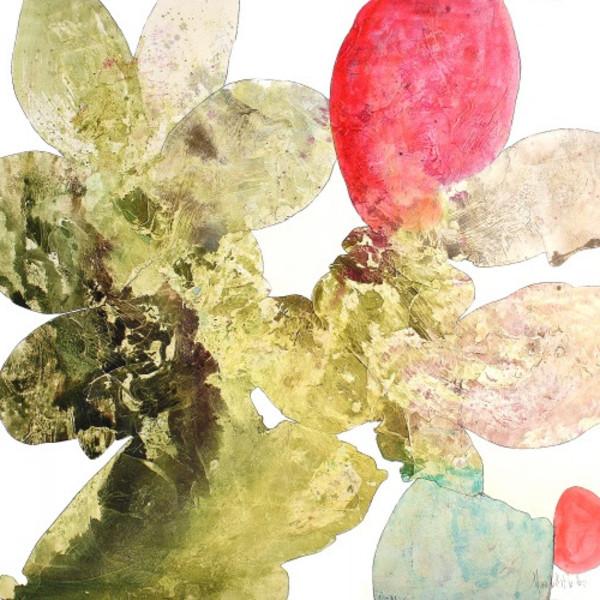 Meredith Pardue - Flores Verdes, 2016
