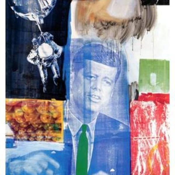 Robert Rauschenberg - Retroactive 1, 1964