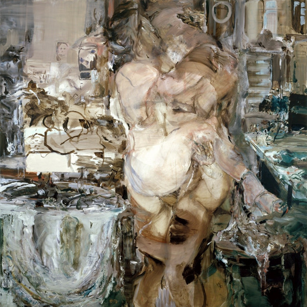 Cecily Brown - New Louboutin Pumps, 2005