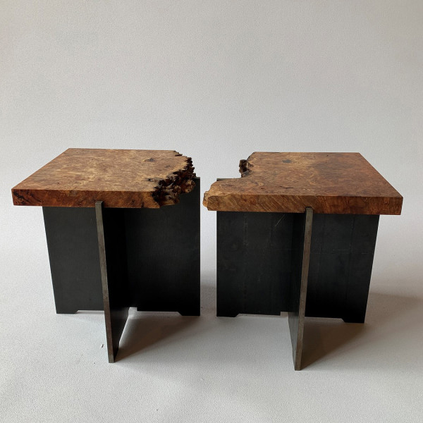 Stonis Collective - Scioto Table Side Tables
