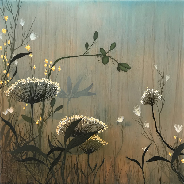 Ivy Jacobsen - Queen Anne's Lace No. 3